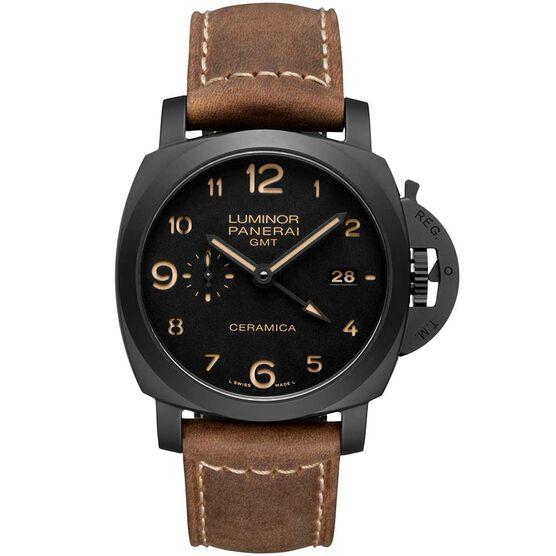 PANERAI Luminor 1950 GMT Automatic Ceramic Watch