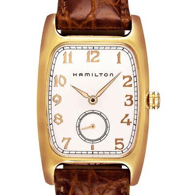 Hamilton Boulton Watch