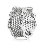 Pandora Lace of Love CZ Ring