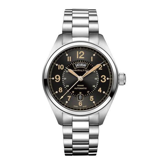 Hamilton Khaki Field Day Date Auto Watch