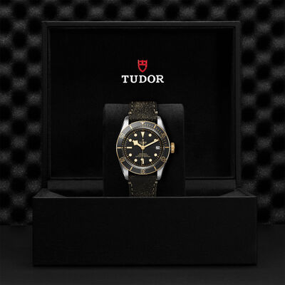 TUDOR Black Bay S&G, 41mm