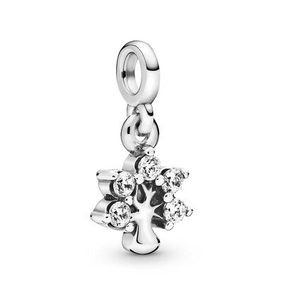 Pandora Me My Nature CZ Dangle Charm