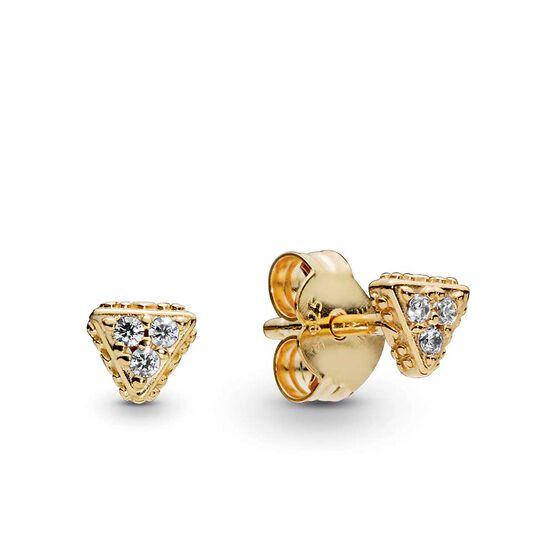 Pandora Shine™ Sparkling Triangles CZ Stud Earrings