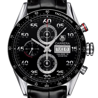 TAG Heuer Carrera Calibre Automatic Chronograph