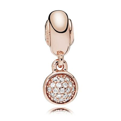 PANDORA Rose™ ESSENCE Hope Dangle CZ Charm