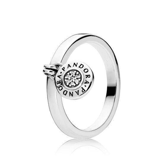 Pandora Signature CZ Ring