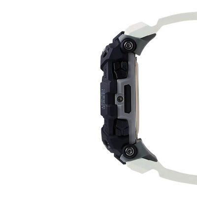 G-Shock G-Squad White Strap Bluetooth Watch, 58.2mm