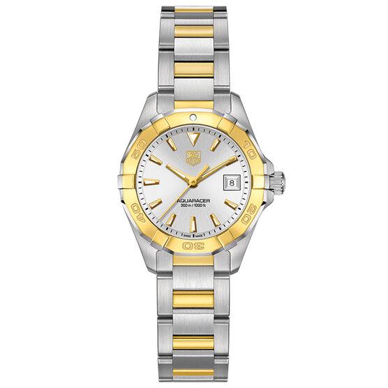 TAG Heuer Aquaracer Two-Tone Watch