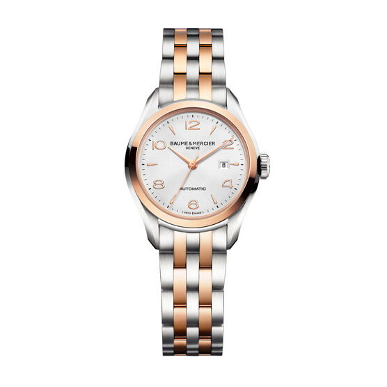 Baume & Mercier CLIFTON 10152 Lady's Watch, 30mm
