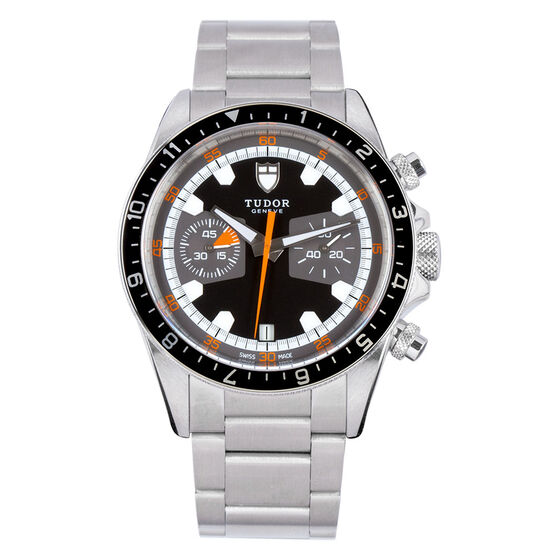Pre-Owned TUDOR Heritage Chrono Watch, 42mm