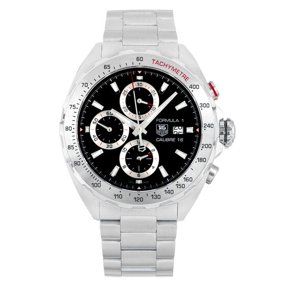 Pre-Owned TAG Heuer Formula 1 Calibre 16 Chronograph Watch, 44mm
