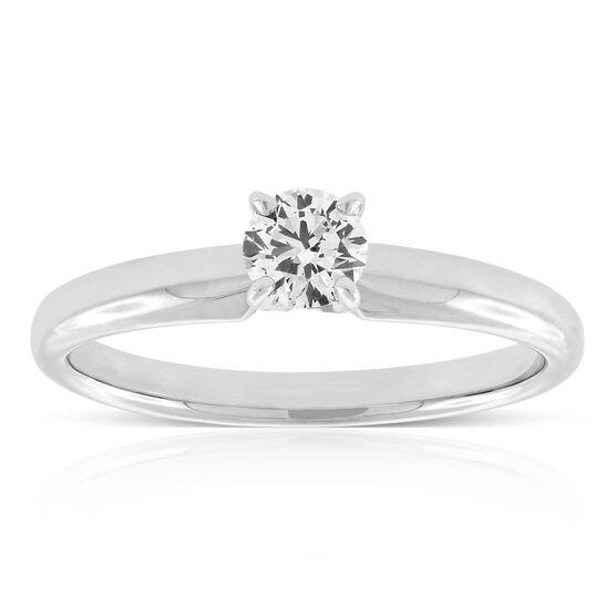 Ikuma Canadian Diamond Ring 14K, 1/3 ct.