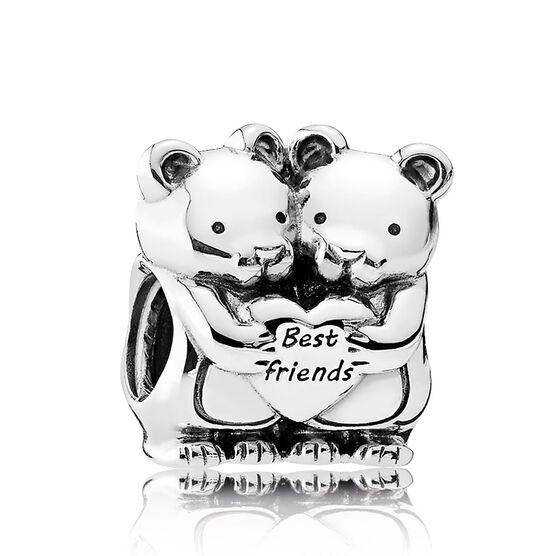 PANDORA Best Buddies Charm