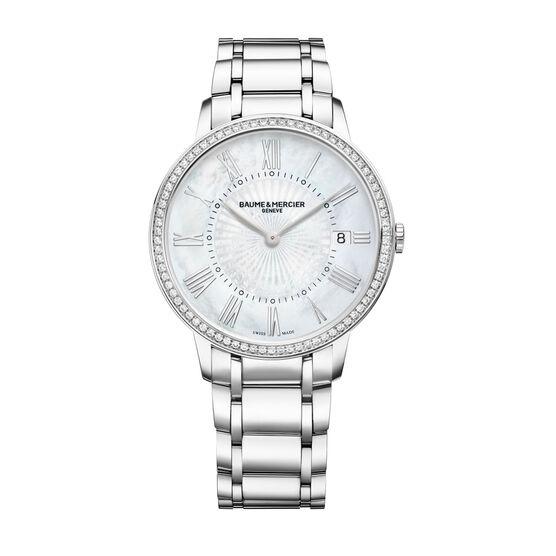 Baume & Mercier CLASSIMA Diamond 10227 Lady's Watch