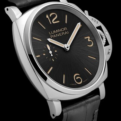PANERAI Luminor Due Acciaio Watch