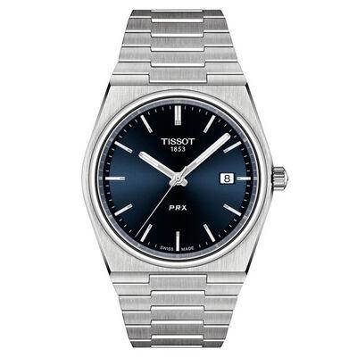 Tissot PRX Blue Dial Steel Quartz Watch, 40mm