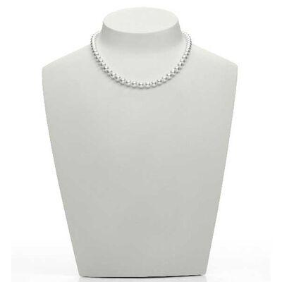 Mikimoto Akoya Cultured Pearl Strand & Earring Set, 18K