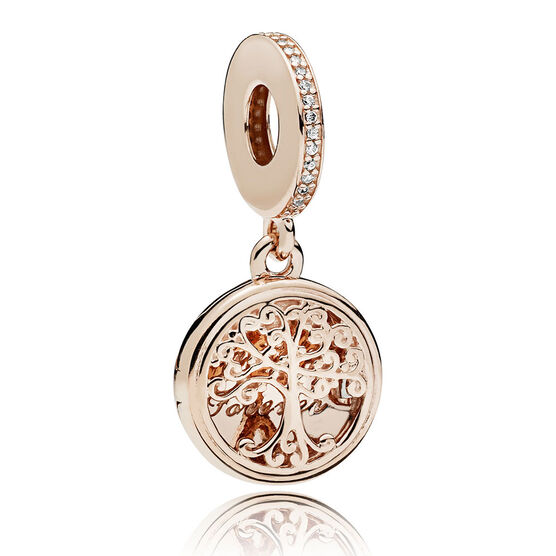 Pandora Rose™ Family Roots CZ Dangle Charm