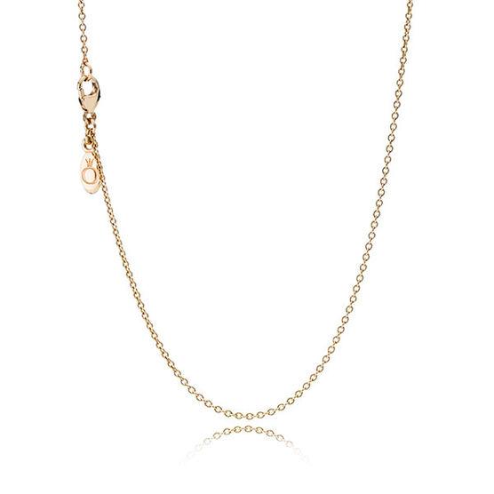 """Pandora Necklace Chain 14K, 45cm / 17.7"""""""