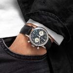 Hamilton American Classic Intra-Matic Chronograph H Watch, 40mm