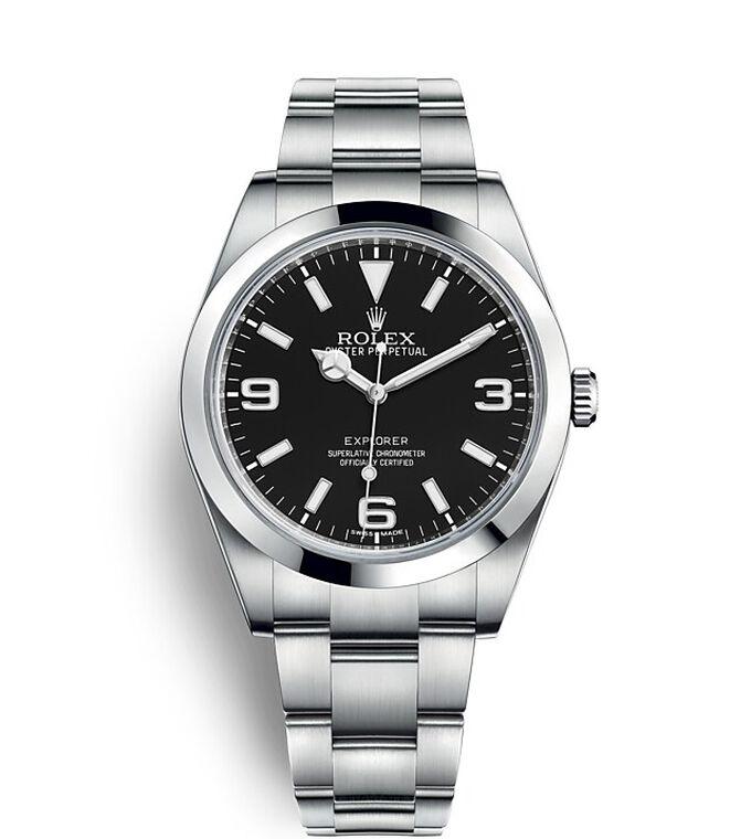 Rolex Explorer Watch