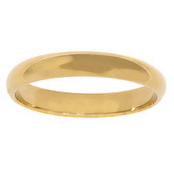3mm Band 14K, Size 6