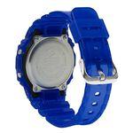 G-Shock 90's Blue Skeleton Watch
