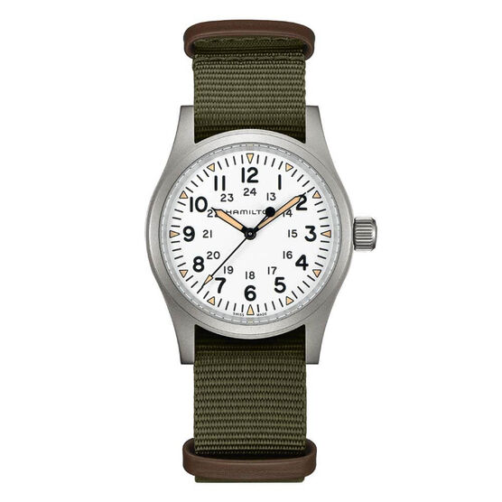 Hamilton Khaki Field Mechanical Watch, 38mm