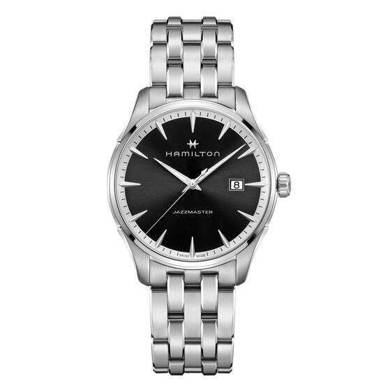 Hamilton Jazzmaster Gent Quartz Watch