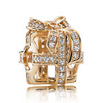 PANDORA All Wrapped Up Charm 14K