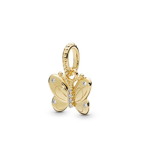 Pandora Shine™ Decorative Butterfly CZ Pendant