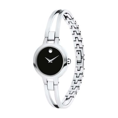 Movado Amorosa Bangle Bracelet Watch