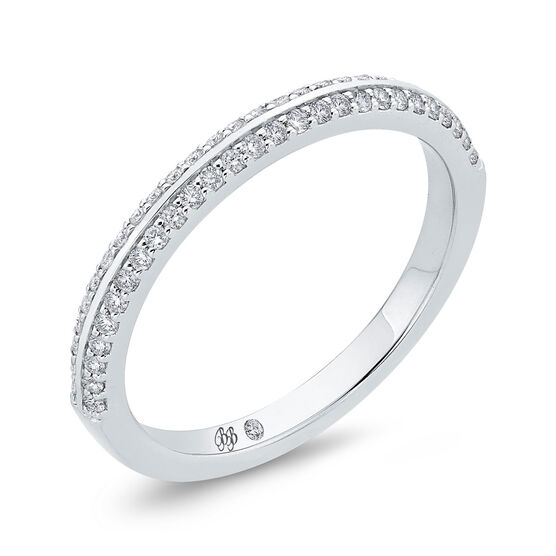 Bella Ponte Diamond Band 14K