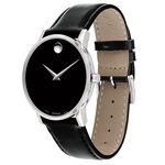 Movado Museum Classic Black Watch