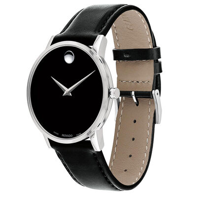 Movado Museum Classic Black Watch