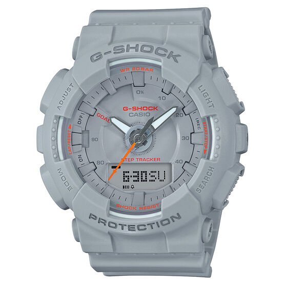 G-Shock S Series Step Tracker Analog Watch