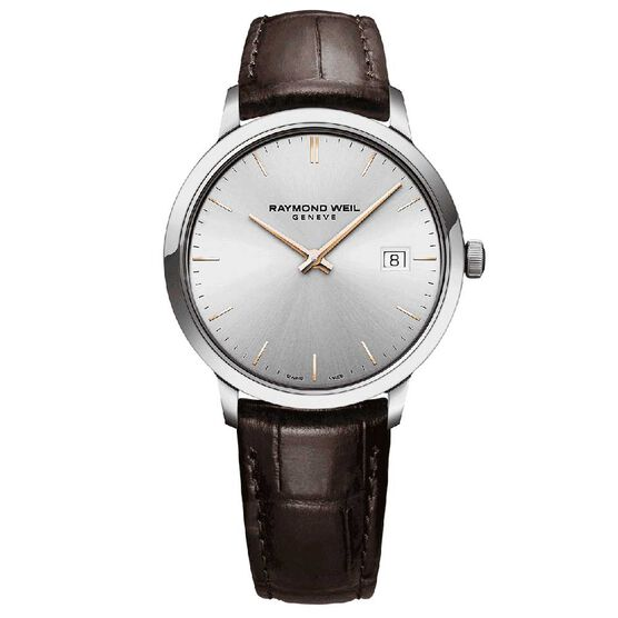 Raymond Weil Toccata Quartz Watch, 39mm