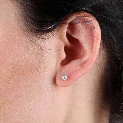 Ikuma Canadian Diamond Earrings 14K, 1/2 ctw.