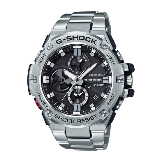 G-Shock G-Steel Bluetooth Analog Watch