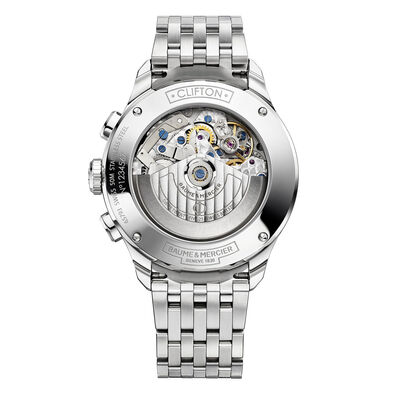 Baume & Mercier CLIFTON Auto Chrono Watch