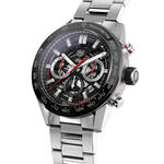 TAG Heuer Carrera Heuer 02 Skeleton Dial Watch, 45mm