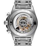 Breitling Chronomat B01 42 Silver Steel Watch, 42mm