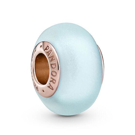 Pandora Rose™ Matte Blue Murano Glass Charm