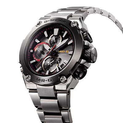 G-Shock MR-G Titanium Bluetooth Solar Watch