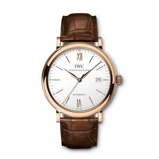 IWC Portofino Automatic Watch 18K