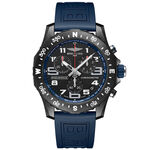 Breitling Endurance Pro Breitlight Blue Rubber Watch, 44mm