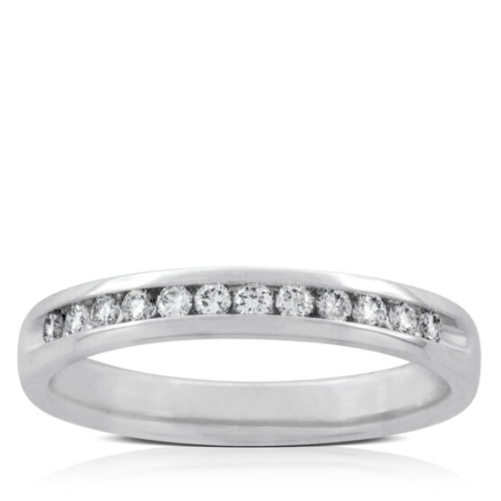 Diamond Ring 14K, 1/5 ctw.