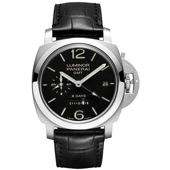 PANERAI Luminor 1950 GMT Acciaio Watch