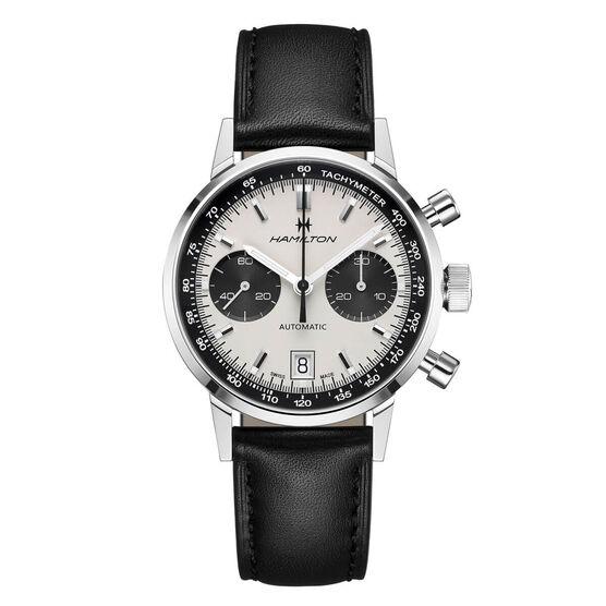 Hamilton Intra-Matic 68 Automatic Chrono Watch