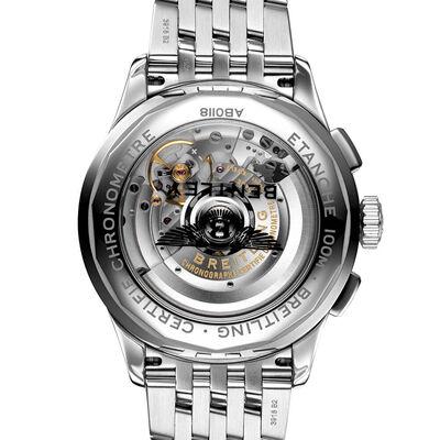 Breitling Premier B01 Chrono 42 Bentley Green Steel Watch, 42mm
